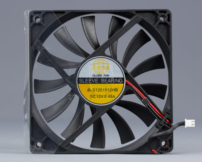 SilverStone SX800-LTI fan model