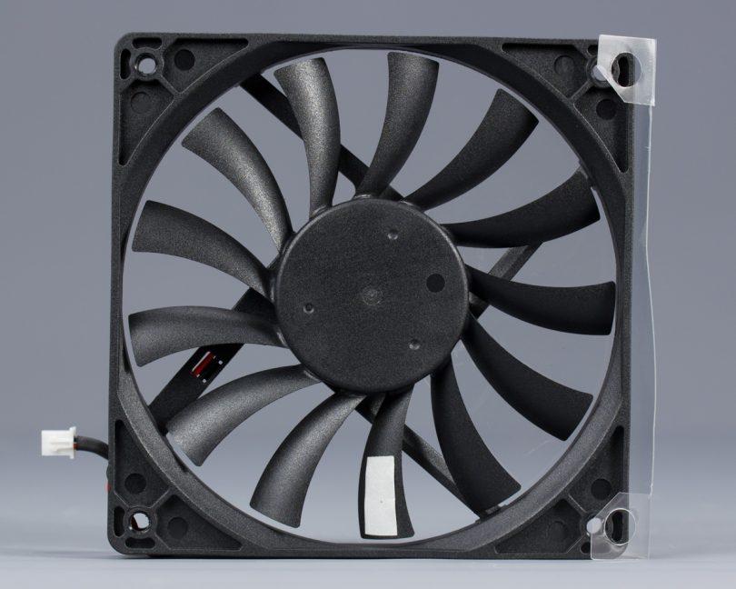 SilverStone SX800-LTI fan