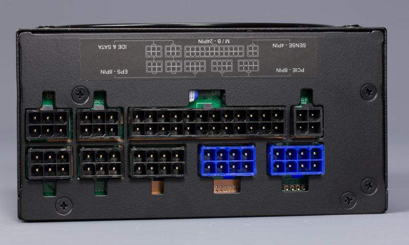 SilverStone SX800-LTI modular connector PCB