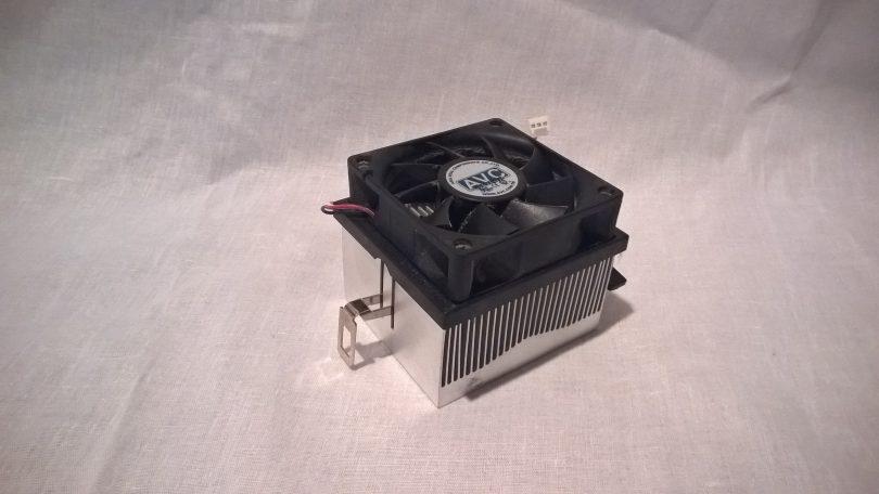 AMD Stock Aluminium Cooler