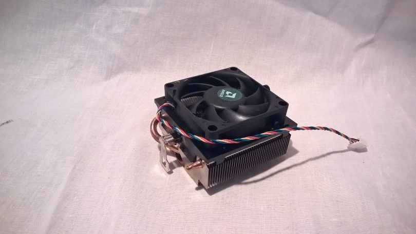 AMD Stock Cooler Low Profile