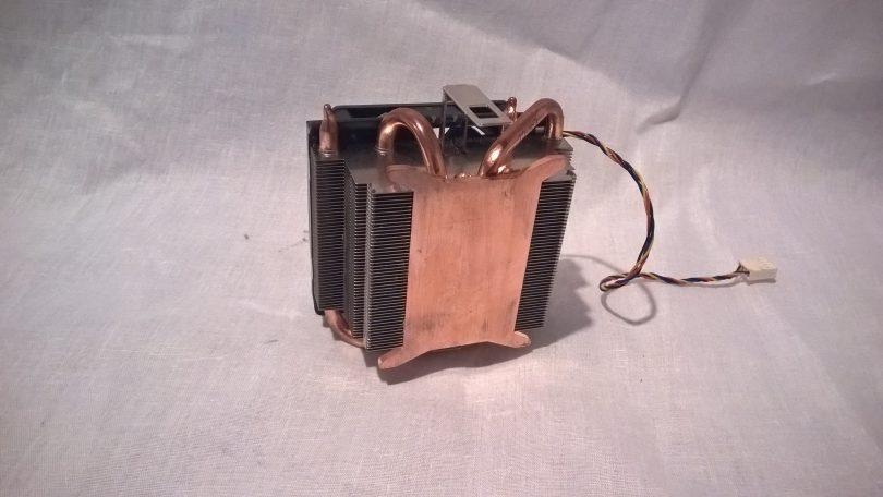 AMD Stock Cooler Bulldozer
