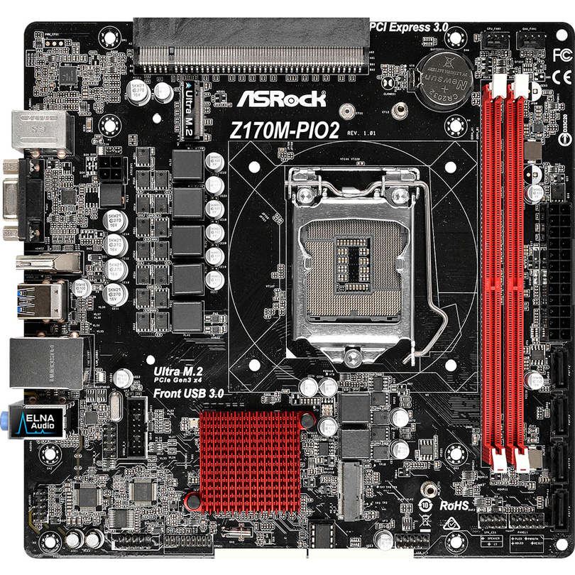 ASRock Z170M-PIO2 Intel Graphics Drivers Download