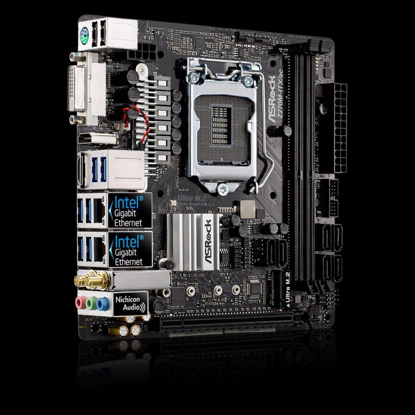 ASRock Z270M-ITXac