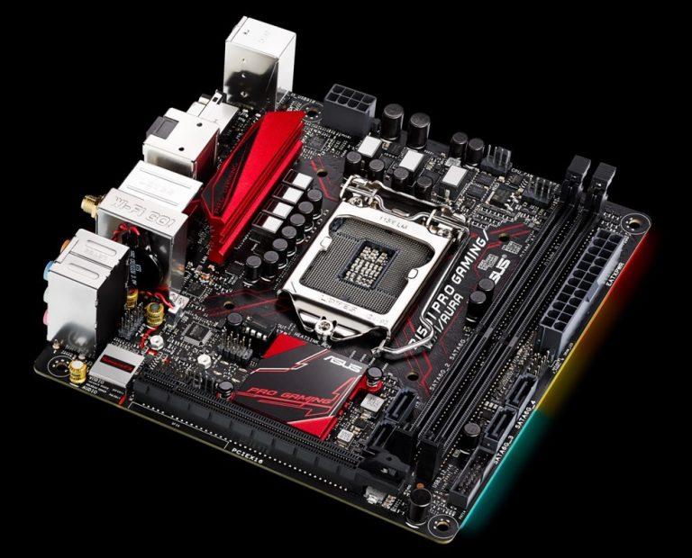 ASUS B150I Aura Motherboard