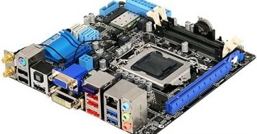 ASUS mini-ITX P8H67-I motherboard for Sandy Bridge processors