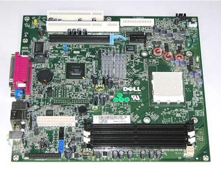 Dell's Optiplex 745 - Socket AM2 Motherboard