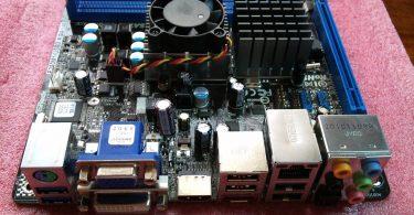 ASRock E350M1 AMD Fusion Mini-ITX Motherboard
