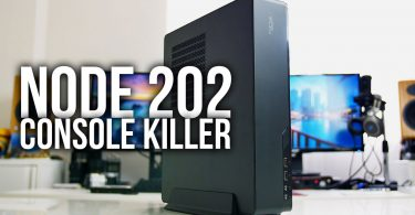 Hardware Canucks reviews the Node 202