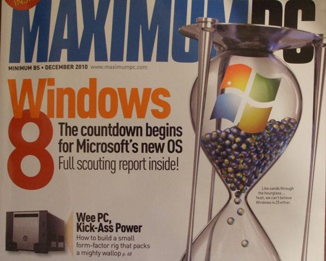 Maximum PC Wee PC Mini-ITX Build