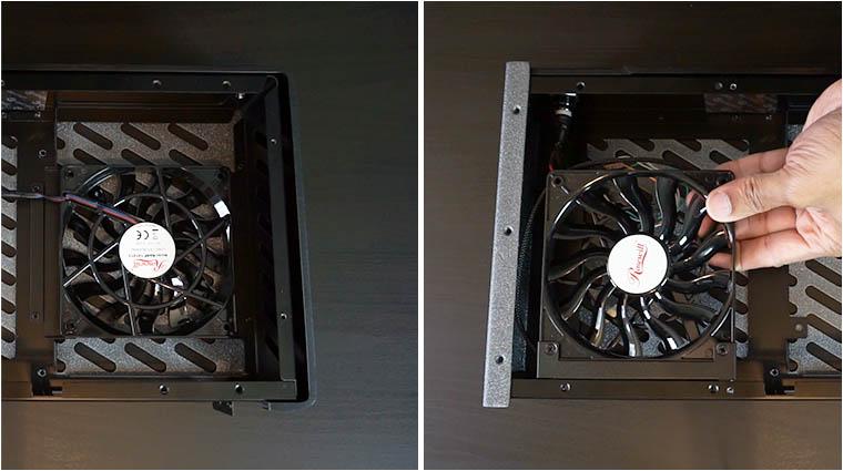 s4 mini fan mount points