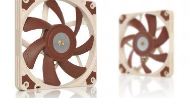 Noctua releases slim 120mm NF-A12x15 PWM fan