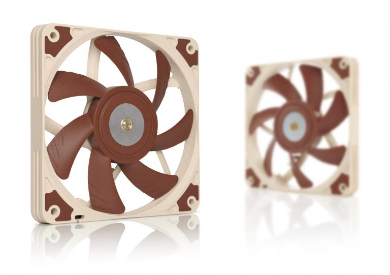 Noctua releases slim 120mm NF-A12x15 PWM fan