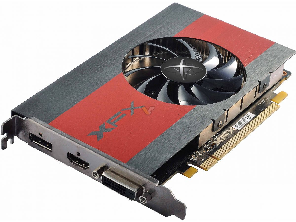 AMD RX 460 graphics cards
