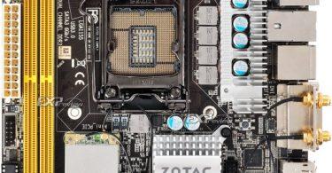 Zotac H67-ITX mini-ITX Motherboard